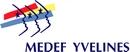 Logo MEDEF Yvelines