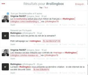Capture résultats recherche #rollingbox