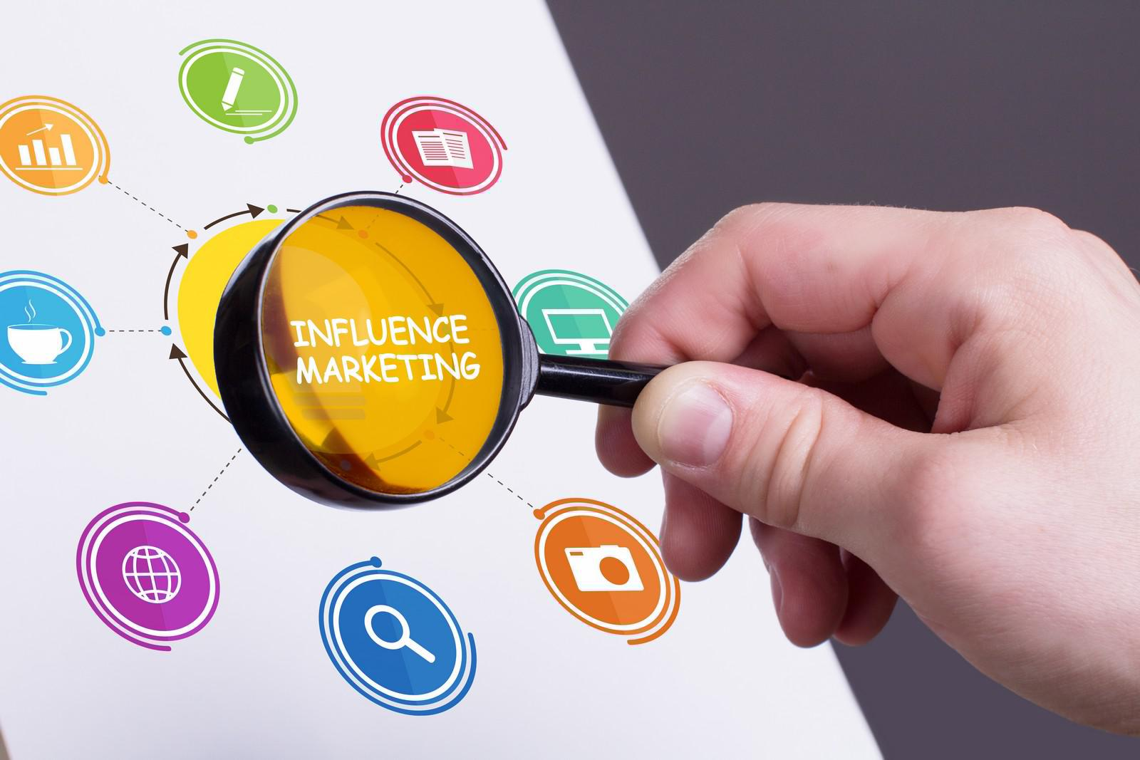 Influence marketing - Service Rollingbox