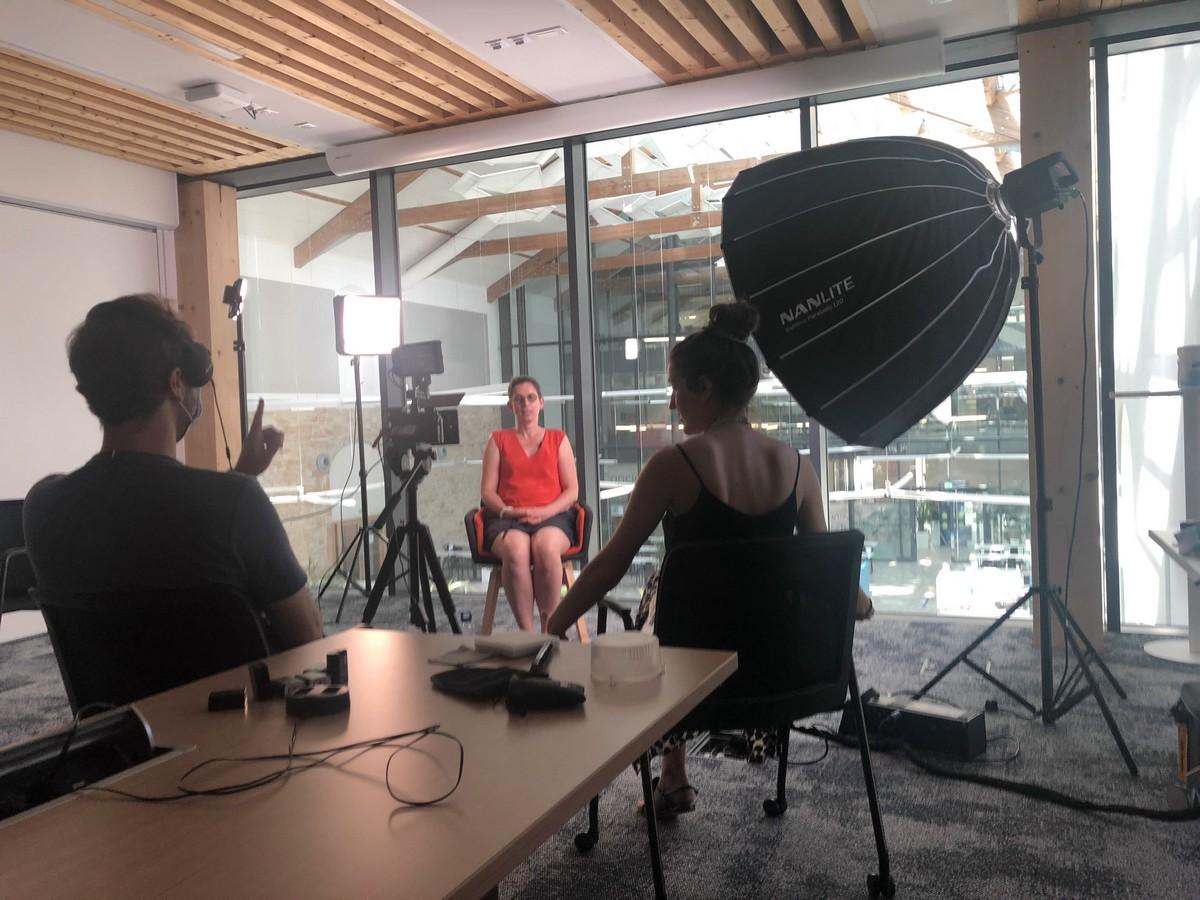 réalisation vidéo entreprise Afcen
